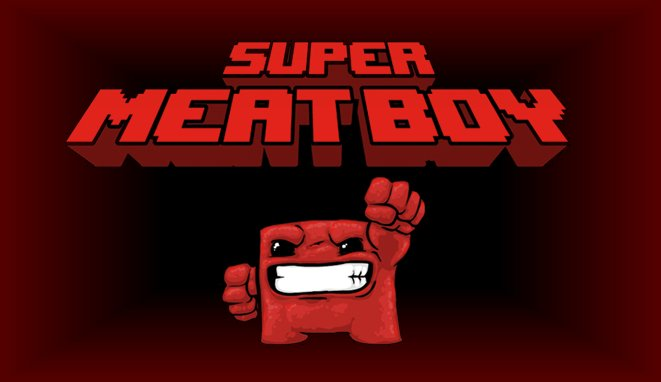 Super Meat Boy: A better love story than Twilight