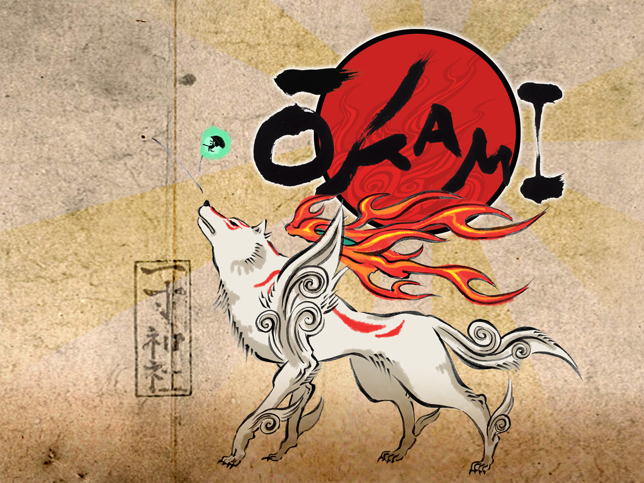 Okami – Culture and Meaning in a Game